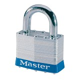 MASTER LOCK General Security Non-Rekeyables Laminated Steel [5]